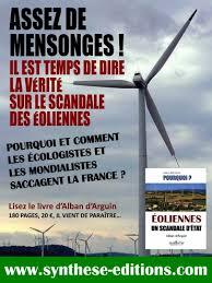 Éoliennes, scandale d'Etat et cheval de Troie du mondialisme